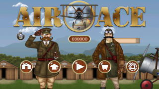 Air Ace by GreedyRobot released for iPhone / iPod touch
