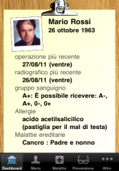iPhone App medAssist goes Italian