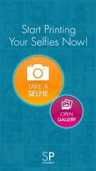 An App to Print and Deliver Your Memorable Selfies
