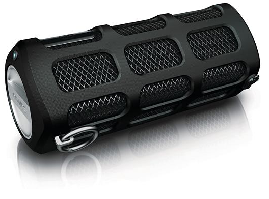 Siva's reviews: Philips Shoqbox Ruggedized Bluetooth Speaker