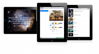 Free Version: Simple Presentation – Make and show professional presentations on your iPad or iOS device