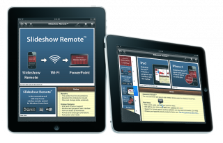 LogicInMind Upgrades Slideshow Remote With PowerPoint and Keynote Viewer