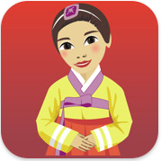 Learn Korean Travel Phrases with Speak Korean Fun Phrasebook for iPhone