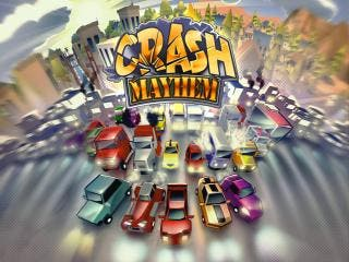 Insanity comes to the streets of the App Store. Crash Mayhem is out