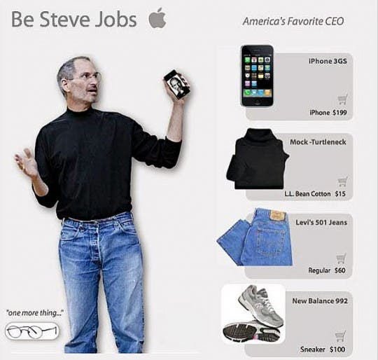 Steve Jobs Outfit Flickr Photo Sharing 540x514 Steve Nash, Steve Perry, and Steve Jobs
