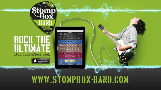 StompBox Band - Dual Effect Rack for iPad Released Today