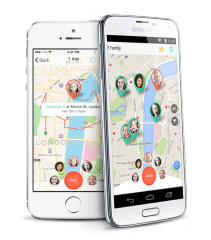 Keep in touch with your family using the new Family Locator