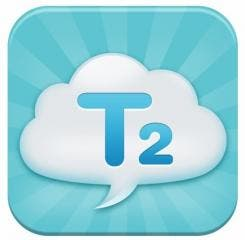 TalkToGather - THE social text app for your iphone