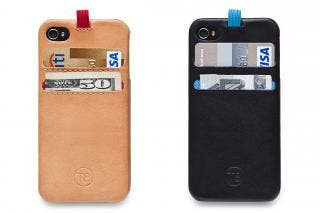 No NFC, no worries: T8 ships STORM wallet case for iPhone 5S