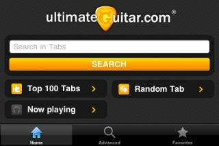 Ultimate Guitar Unveils Its Tab Pro App For The iPhone