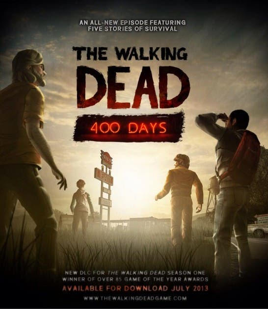Game Centered: Walking Dead_The Game_400 Days