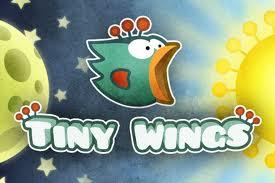 Tiny Wings iPhone app Logo