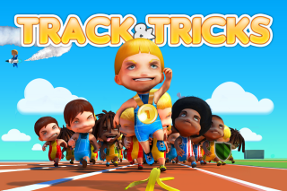 Just Released: Genre-Twisting Sport Game 'Track & Tricks'