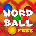 Word Ball Free 1.0 released for iOS - Fast Paced Word Game