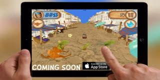 World Beater: Exciting desert adventure launched on the App store