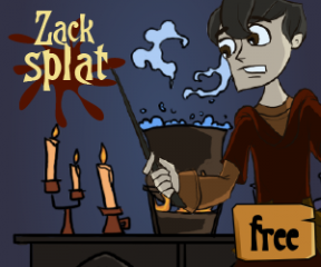 New turn-based puzzler Zack Splat now available on App Store