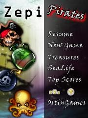 Touch countless sea treasures with new title Zepi:Pirates HD