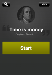 New Money Timer App is Worth its Weight in Gold