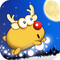 A Chubby Reindeer Jumps into the App Store