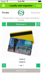 StampKey - The Easiest Way to Carry Your Loyalty Cards with You on Your Smartphone