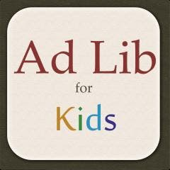 SparkNET Interactive Launches Ad Lib for Kids for iPhone, iPod Touch, and iPad