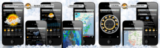 The most complete weather forecast for iPhone and iPad.