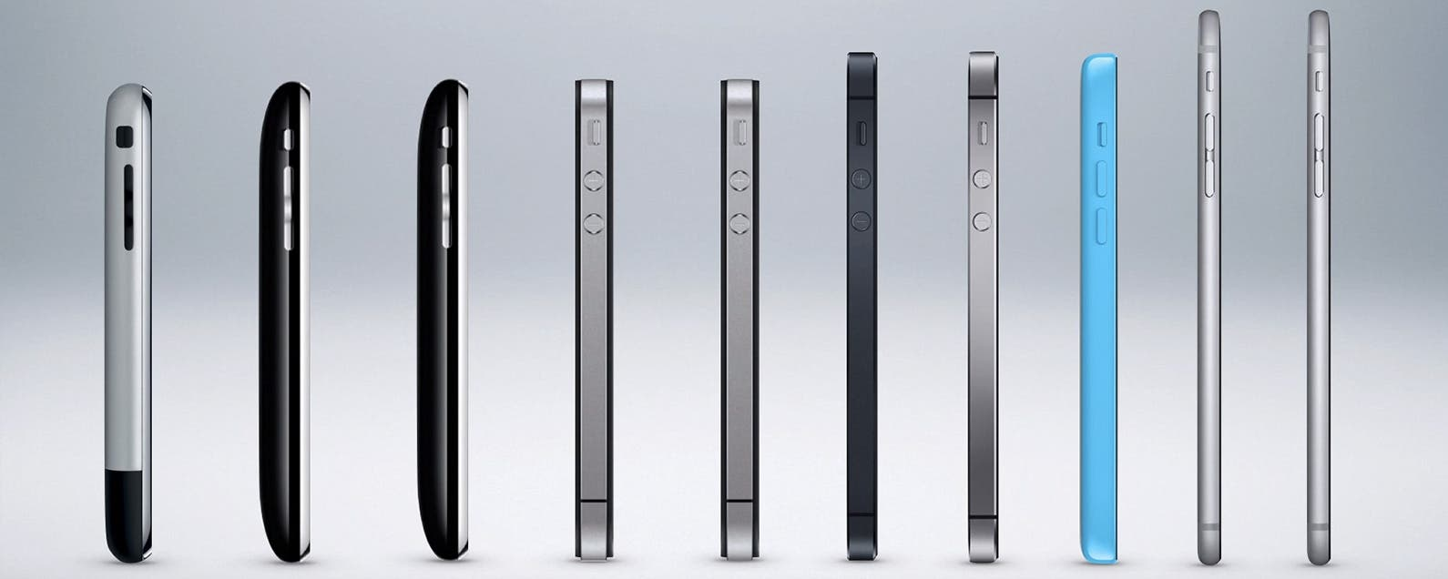 The Evolution of the iPhone: Every Model from 2007-2020