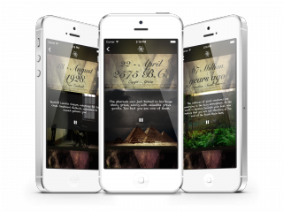 In bed with Jack the Ripper: Mobile app
