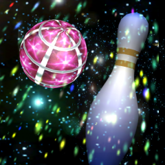 Cosmic Ball iPhone App Lets Gamers Play Basketball and Bowl in Space