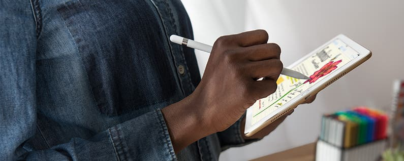 iPad Pro Pencil Gets a Place to Call Home