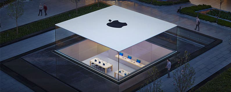 The Apple Effect on Retail Stores