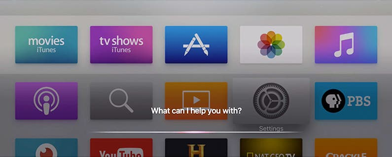 How to Use Siri to Turn Down Loud Background Sounds on Your Apple TV