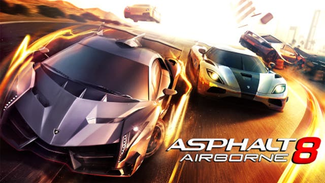 Game-Centered: Asphalt 8: Airborne