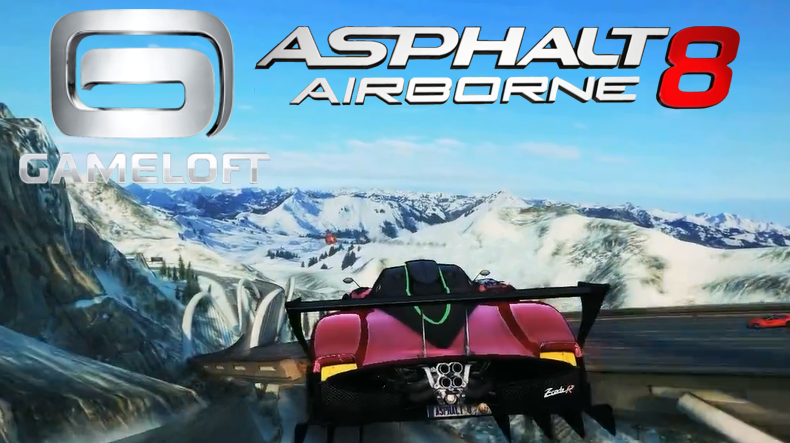 Game Centered: Asphalt 8: Airborne
