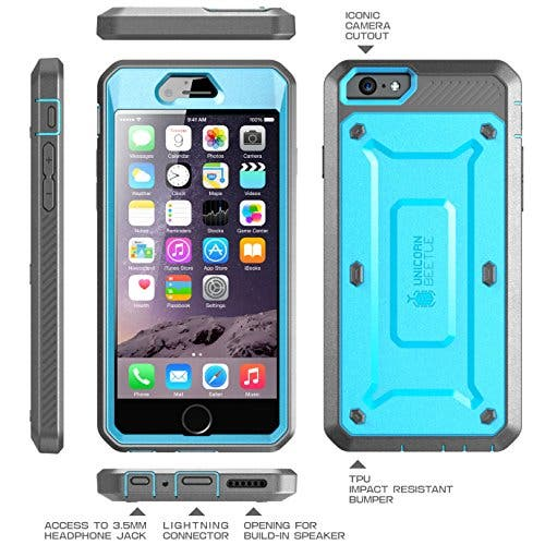 iphone 6 case heavy duty