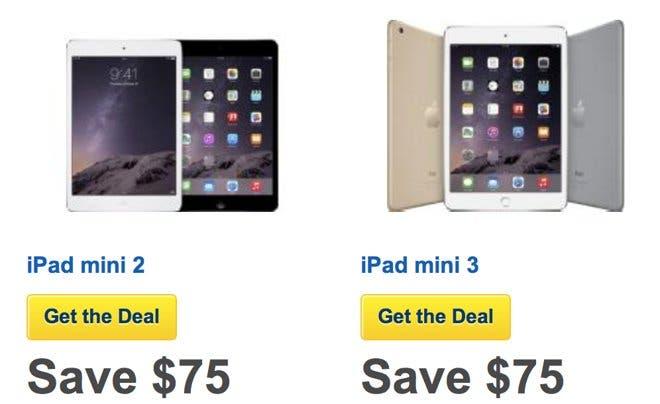 Good deals on ipad air