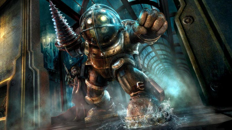 Game Centered Special Edition: Rejoice Core Gamers, Bioshock for iOS Has Arrived