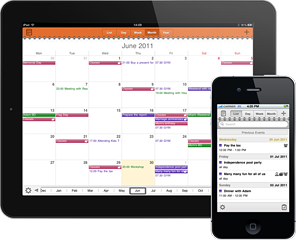Calendars 2.3 makes working with Google Calendar on iOS devices fast