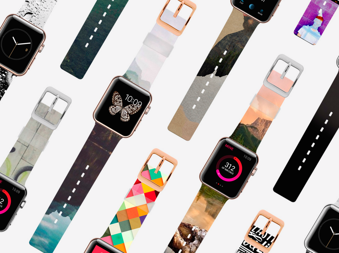 Apple Offers A Variety Of Watch Bands For Their New And Now You Have Even More Choices Thanks To The Imminent Arrival From