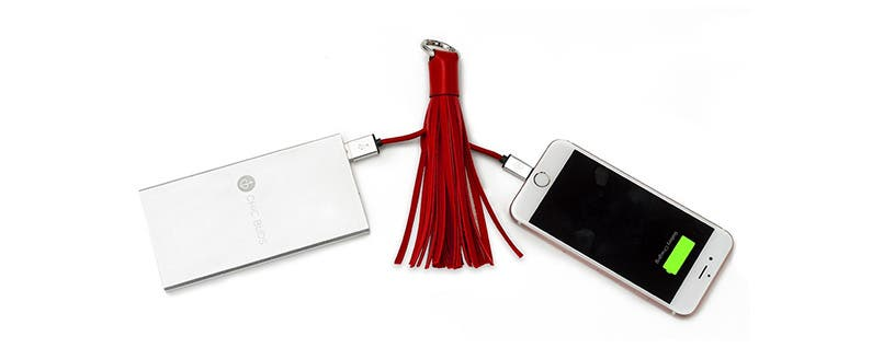 Tassel Power Charging Cable
