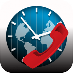 DialZone 1.2 for iPhone - Auto Time Zones & Calling Codes for Contacts