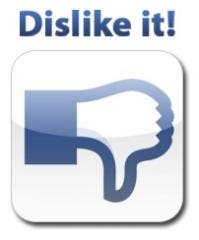 Free iPhone App 'Dislike it!' allows users to dislike on Facebook