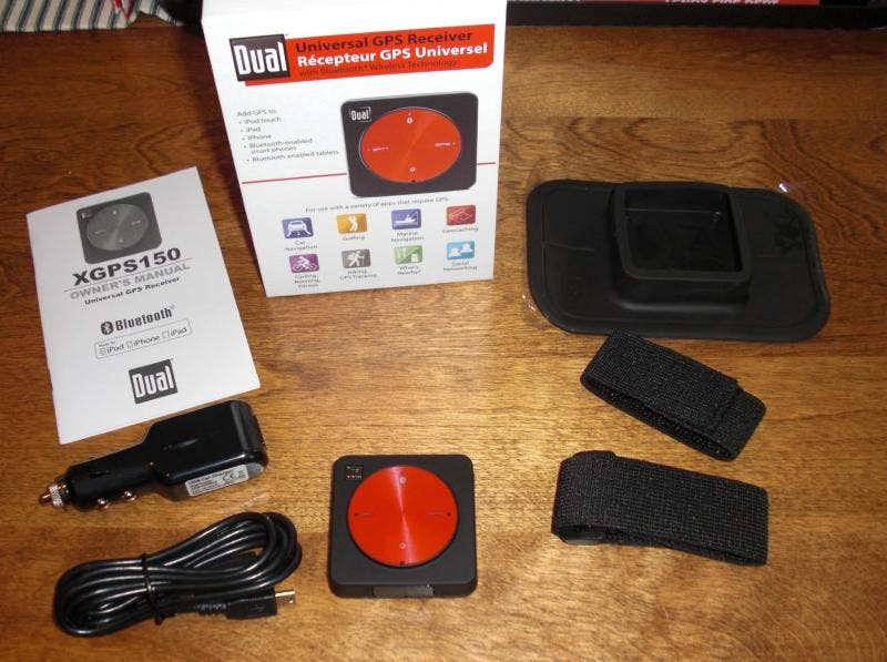 dual universal gps receiver manual how to and user guide rh taxibermuda co iPad with GPS Navigation Does iPad Have GPS