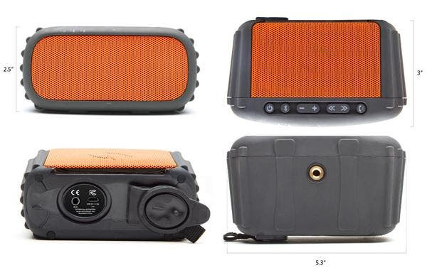 The Top 6 Loud And Rugged Bluetooth Speakers For Summer