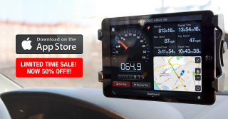Speed Tracker & Dash Camera DVR with 50% OFF will make your driving experience more enjoyable