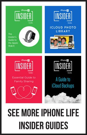 see more iphonelife insider guides