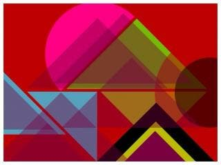 Alley Art for iOS devices brings geometric painting fun to creative sessions or even lazy afternoons.
