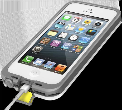 Best Waterproof iPhone Cases: Lifeproof fre
