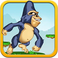 Gorilla Jump - New action arcade style game app