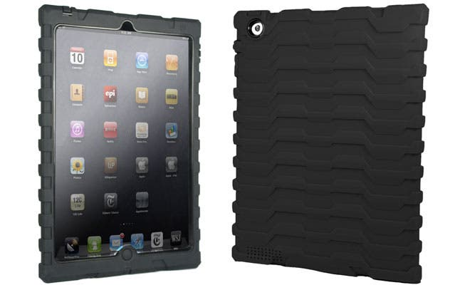 Best Rugged, Heavy-Duty iPad mini cases: HardCandy ShockDrop